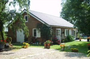 Kantoor van Bureau Kruiswijk in Delwijnen