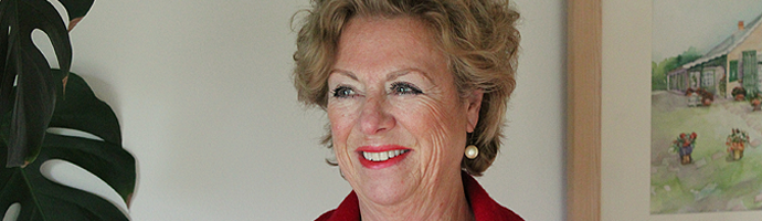 Drs. Patty Kruiswijk, head of Bureau Kruiswijk