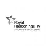 RoyalHaskoningDHV is een van de vele tevreden opdrachtgevers van Bureau Kruiswijk Coaching en Consultancy