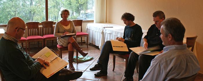 Bureau Kruiswijk verzorgde eind maart een training in Barcelona