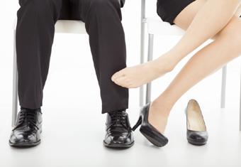 Seksualiteit en Zakelijkheid is het onderwerp van een zeer interessante lezing van drs. Patty Kruiswijk. Over aantrekkingskracht en relaties op het werk.