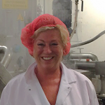 Business coach Patty Kruiswijk visiting Glasbest