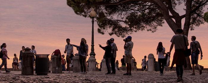 Blog van Patty Kruiswijk over selfies makende jongeren