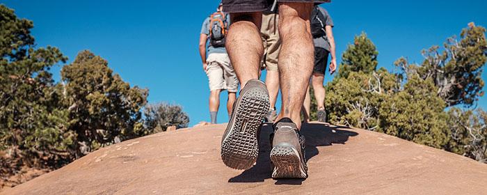 Stap voor stap, een voettocht om tot bezinning te komen